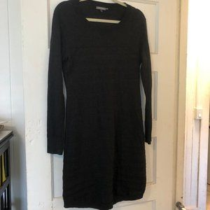 Dark Grey Merino Wool Toad & Co Dress